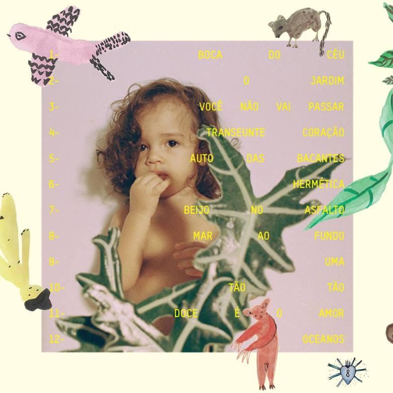 Contracapa do CD Ava Patrya Yndia Yracema