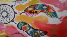 Aqui Acolá - obra de Teresa Lima