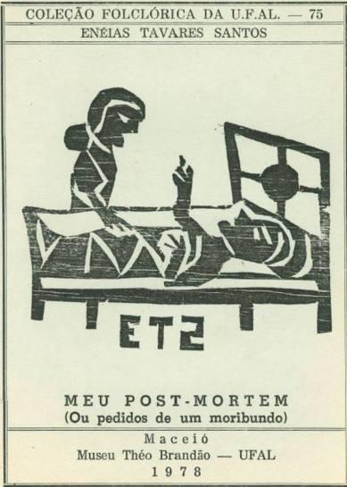 Xilogravura e poesia- Theo Brandão.