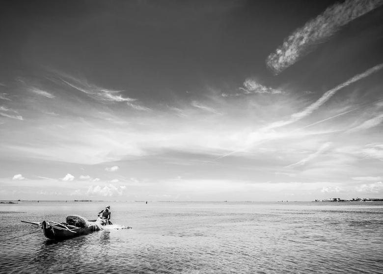 Blog Aqui Acolá -Luisa Patury - Silêncio do mar