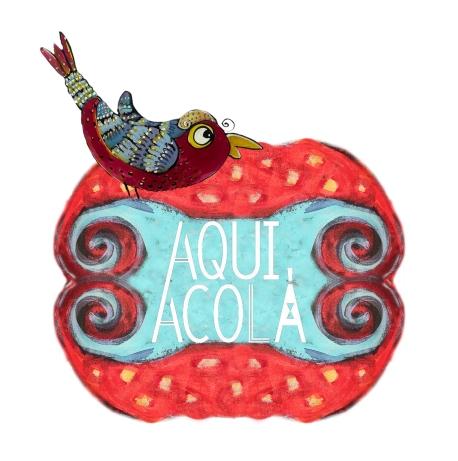 AQUI ACOLÁ - intervenção Ddaniela Aguilar