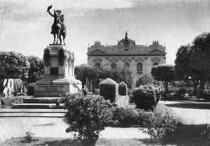 Teatro Deodoro (1950). Foto: Site História de Alagoas