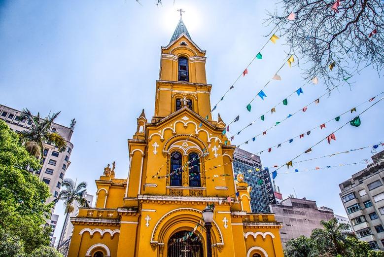 Igreja - Irmandade de Nossa Senhora do Rosário dos Homens Preto