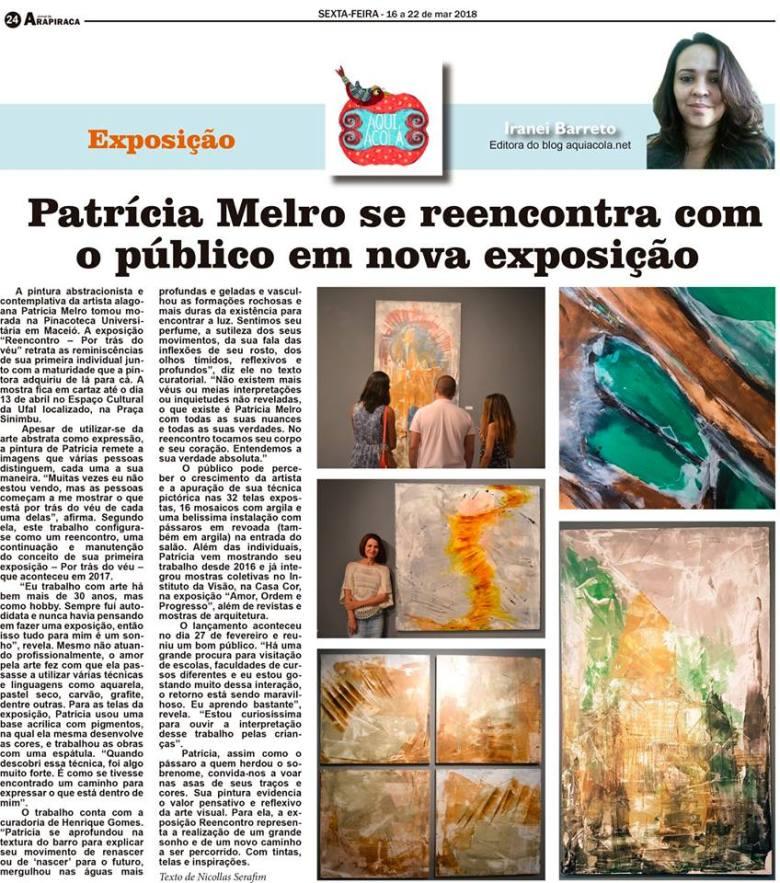 Coluna Aqui Acolá - Jornal de Arapiraca (2)