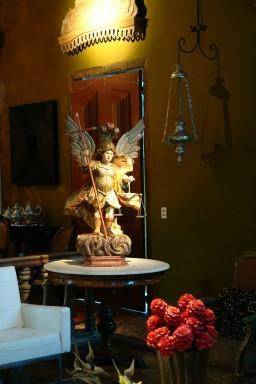 A residência do arquiteto Lúcio Moura foi assunto da Casa Vogue. | FOTO: Rogério Maranhão