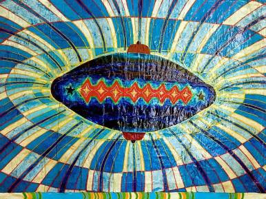Obra de Delson Uchôa | Foto: Acervo do artista
