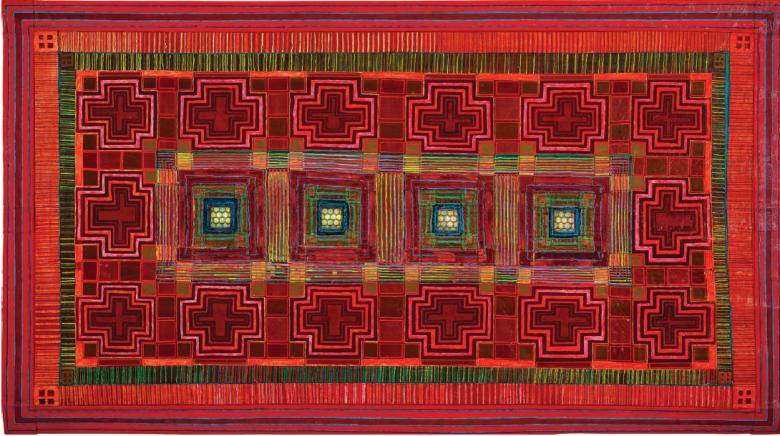 "Obras ""Boca de Forno"" [1988-2002-2011] , de Delson Uchôa | Foto: Acervo do artista"