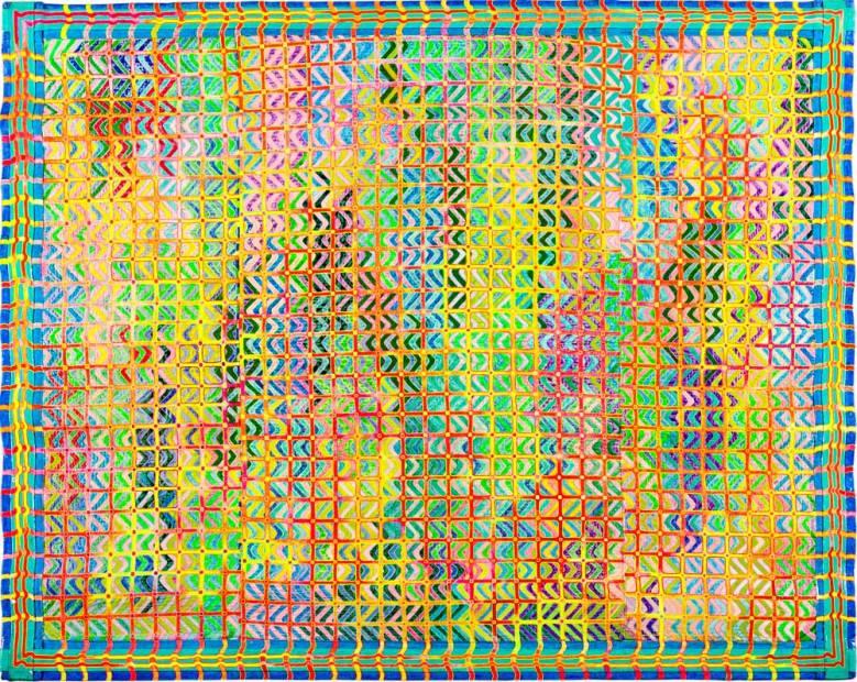 """Obra """"Oceano"""", de Delson Uchôa"""