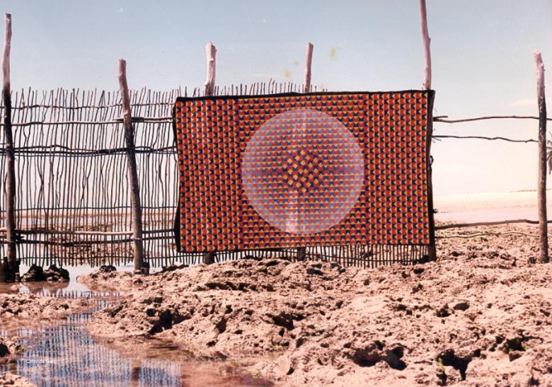 Obras de Delson Uchôa | Foto: Acervo do artista