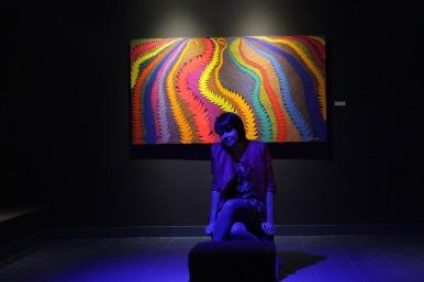 Exposição na Galeria Anémona Porto Portugal |Foto: Acervo da Artista