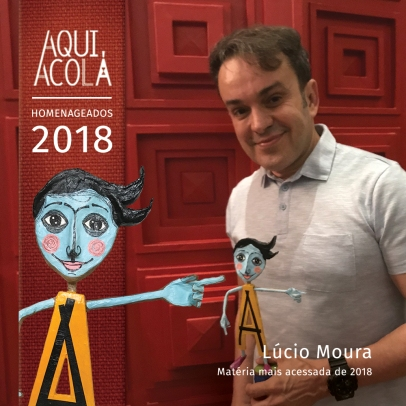 Homenageados Aqui Acolá 2018 - Arquiteto Lúcio Moura (2)