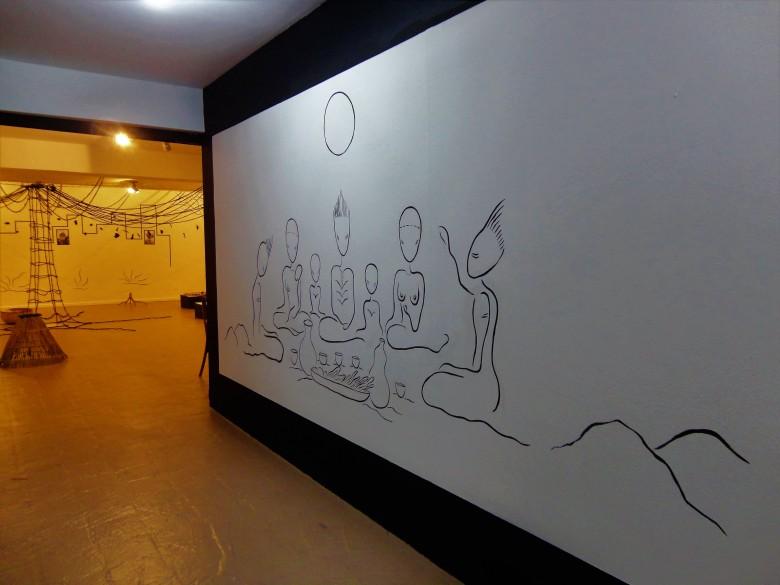 2012 - (Exposição Arte e Fatos Kariri Xocó) - (CURADORIA-MONTAGEM) - 01