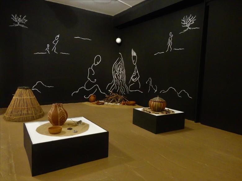 2012 - (Exposição Arte e Fatos Kariri Xocó) - (CURADORIA-MONTAGEM) - 11