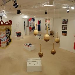 Exposição Maracatu Baque Alagoano (2012) | SESC Centro | CURADORIA-MONTAGEM | Foto: Roberson Dorta