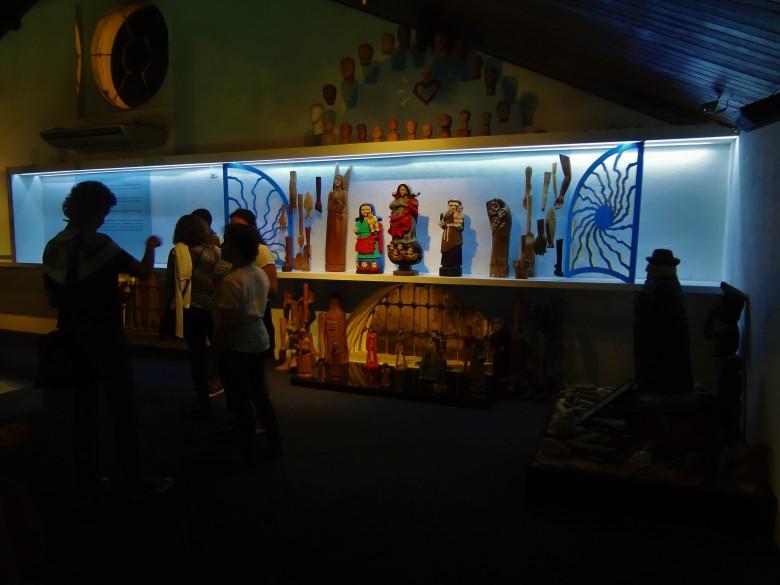 2013 - (Exposição A Invenção da Terra) - (IPHAN-AL) - (CURADORIA-MONTAGEN) - 01