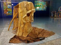 Exposição Naïf Tania (2017) - Tania de Maya Pedrosa | (DITEAL-AL | (MONTAGEM) | Foto: Robertson Dorta