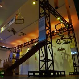 Exposição Brinquedos do Brasil(2018) | Galeria SESC Centro-AL - (MONTAGEM) | Foto: Robertson Dorta