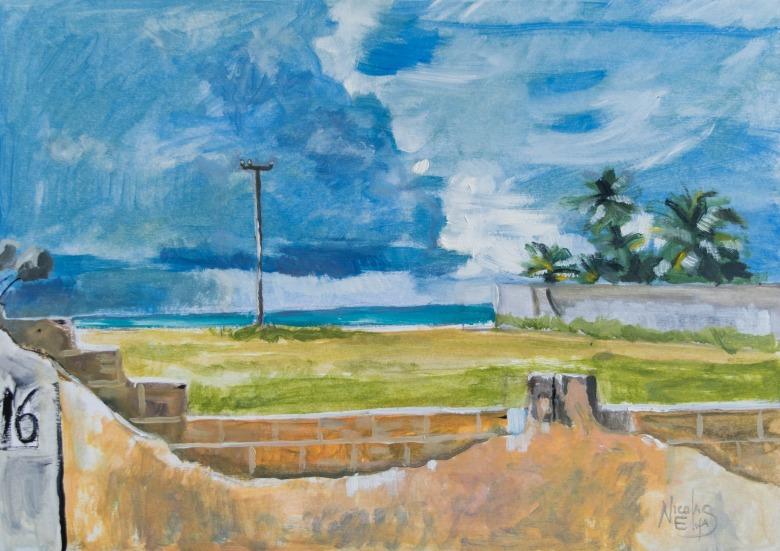 Praia de Riacho Doce. Nícolas Elifas - blog AQUI ACOLÁ - PROJETO PERCURSOS (15)
