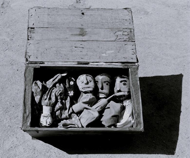 2. Bonecos de Mamulengo