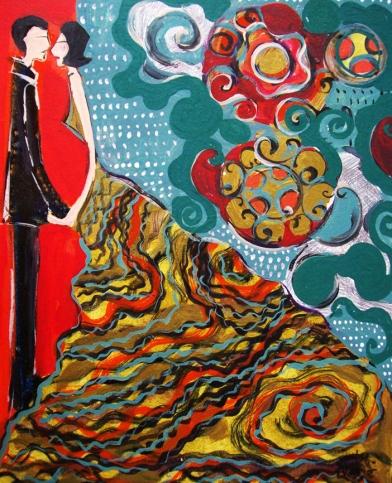 2010-21-sc3a9rie-o-baile-tecendo-o-poema-do-encontro-acrc3adlica-s-papel50x40cm