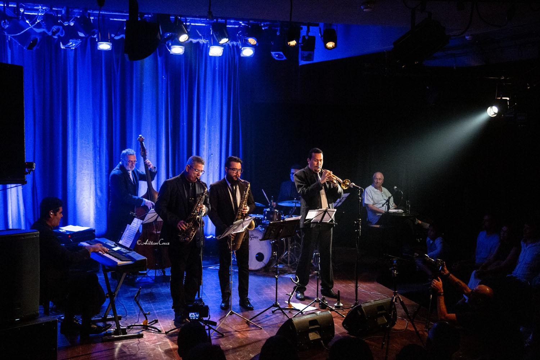 Jazz Panorama celebra 60 anos da obra prima de Miles Davis. Show realizado no Teatro de Arena, anexo de Teatro Deodoro. Alagoas - Brasil. | Foto: Ailton Cruz