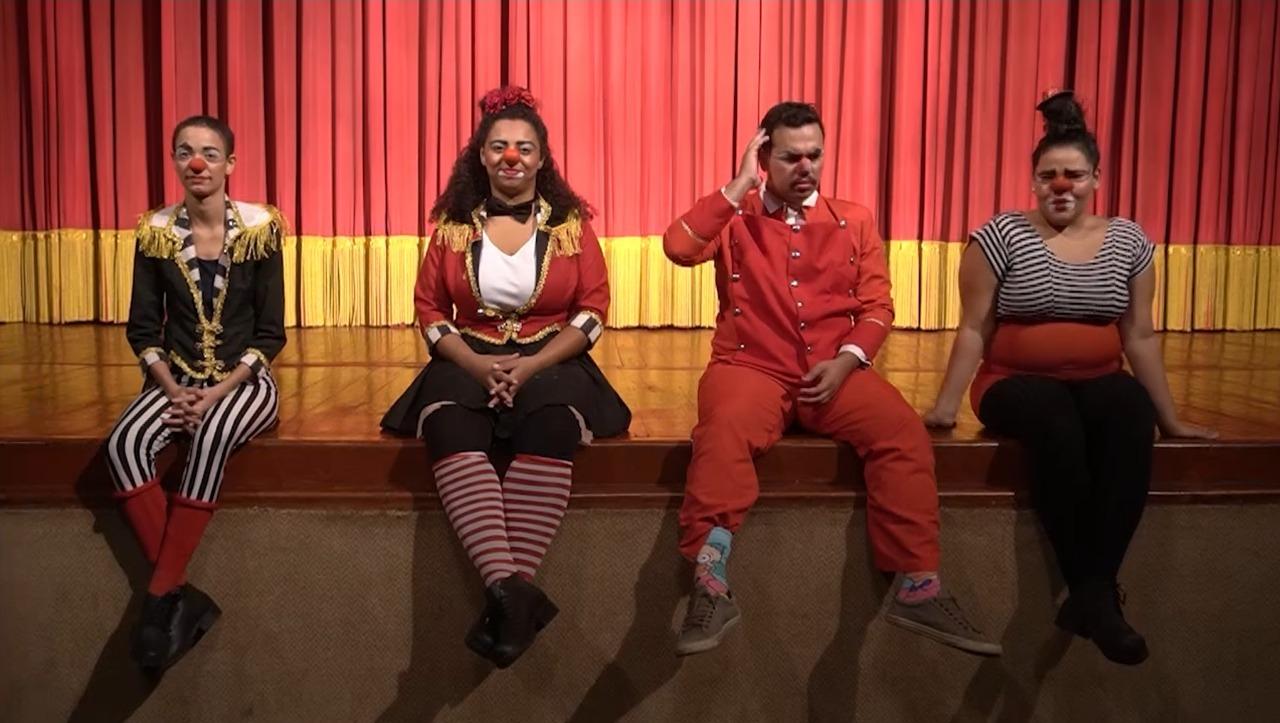 Clowns de Quinta | Foto: Hannah Copertino