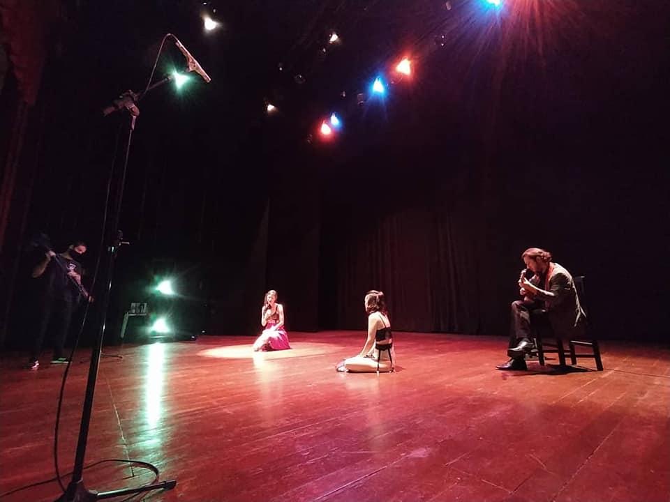 Dia Alagoano do Teatro 2021, CIA do Chapéu | Foto: Hannah Copertino