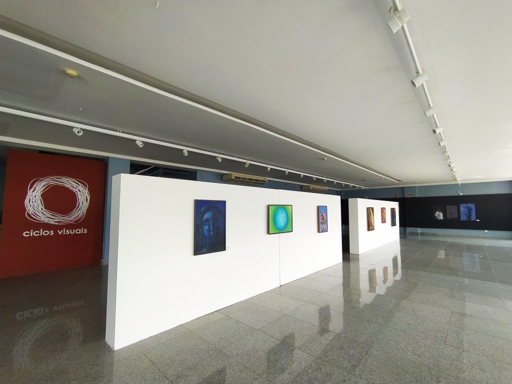 Exposição Ciclos Visuais | Foto: Ascom/Diteal